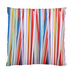 Background Decorate Colors Standard Cushion Case (two Sides)