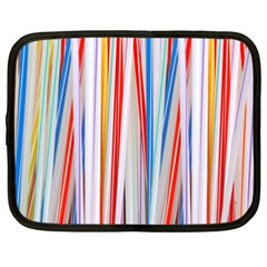 Background Decorate Colors Netbook Case (xxl)