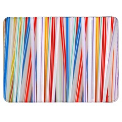 Background Decorate Colors Samsung Galaxy Tab 7  P1000 Flip Case