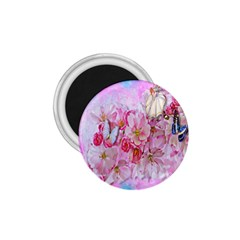 Nice Nature Flowers Plant Ornament 1 75  Magnets