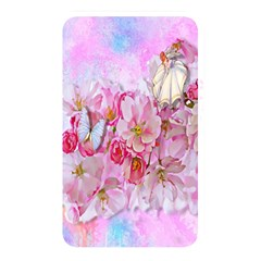 Nice Nature Flowers Plant Ornament Memory Card Reader