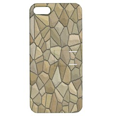 Tile Steinplatte Texture Apple Iphone 5 Hardshell Case With Stand