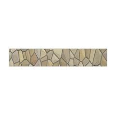 Tile Steinplatte Texture Flano Scarf (mini)