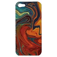 Creativity Abstract Art Apple Iphone 5 Hardshell Case