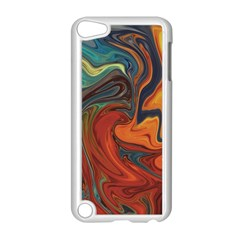Creativity Abstract Art Apple Ipod Touch 5 Case (white)
