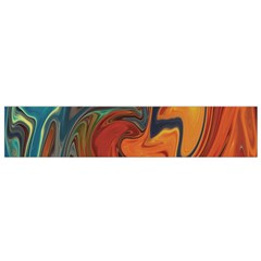 Creativity Abstract Art Small Flano Scarf