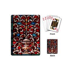 Decoration Art Pattern Ornate Playing Cards (mini)