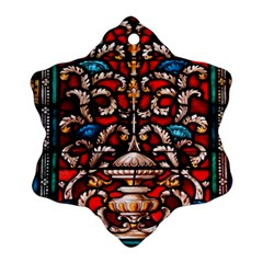Decoration Art Pattern Ornate Ornament (snowflake)