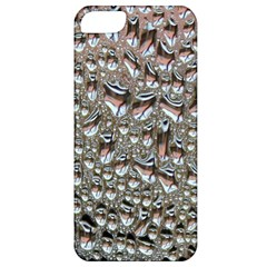 Droplets Pane Drops Of Water Apple Iphone 5 Classic Hardshell Case