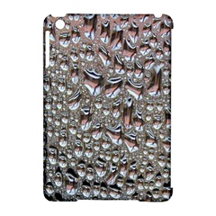 Droplets Pane Drops Of Water Apple Ipad Mini Hardshell Case (compatible With Smart Cover)