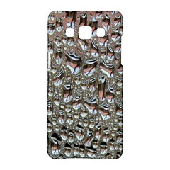 Droplets Pane Drops Of Water Samsung Galaxy A5 Hardshell Case