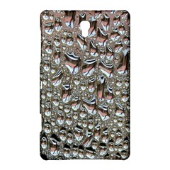 Droplets Pane Drops Of Water Samsung Galaxy Tab S (8 4 ) Hardshell Case