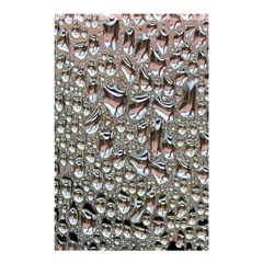 Droplets Pane Drops Of Water Shower Curtain 48  X 72  (small)