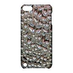 Droplets Pane Drops Of Water Apple Ipod Touch 5 Hardshell Case With Stand