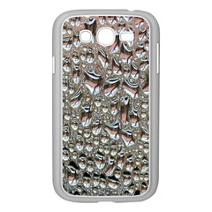 Droplets Pane Drops Of Water Samsung Galaxy Grand Duos I9082 Case (white)