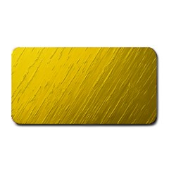 Golden Texture Rough Canvas Golden Medium Bar Mats