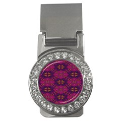Pattern Decoration Art Abstract Money Clips (cz)