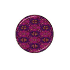 Pattern Decoration Art Abstract Hat Clip Ball Marker