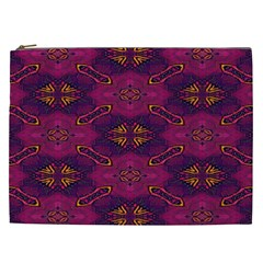 Pattern Decoration Art Abstract Cosmetic Bag (xxl)