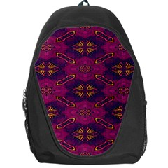 Pattern Decoration Art Abstract Backpack Bag