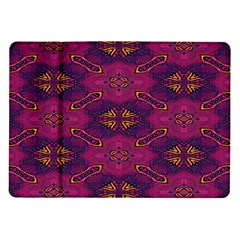 Pattern Decoration Art Abstract Samsung Galaxy Tab 10 1  P7500 Flip Case