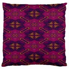 Pattern Decoration Art Abstract Standard Flano Cushion Case (one Side)