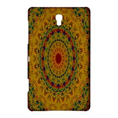 India Mystic Background Ornamental Samsung Galaxy Tab S (8 4 ) Hardshell Case
