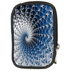 Mandelbrot Fractal Abstract Ice Compact Camera Cases
