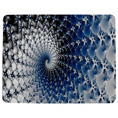 Mandelbrot Fractal Abstract Ice Jigsaw Puzzle Photo Stand (rectangular)
