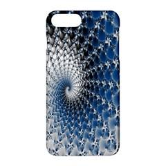 Mandelbrot Fractal Abstract Ice Apple Iphone 8 Plus Hardshell Case
