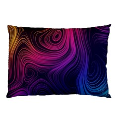 Abstract Pattern Art Wallpaper Pillow Case (two Sides)