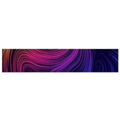 Abstract Pattern Art Wallpaper Small Flano Scarf