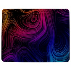 Abstract Pattern Art Wallpaper Jigsaw Puzzle Photo Stand (rectangular)