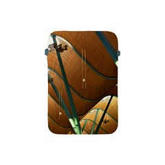 Airport Pattern Shape Abstract Apple Ipad Mini Protective Soft Cases