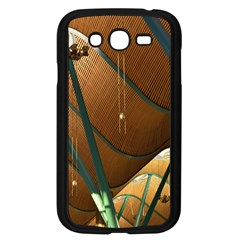 Airport Pattern Shape Abstract Samsung Galaxy Grand Duos I9082 Case (black)