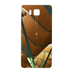 Airport Pattern Shape Abstract Samsung Galaxy Alpha Hardshell Back Case