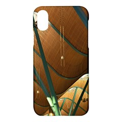Airport Pattern Shape Abstract Apple Iphone X Hardshell Case