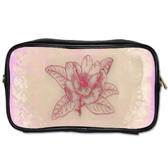 Desktop Background Abstract Toiletries Bags 2 Side