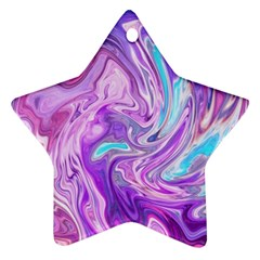 Abstract Art Texture Form Pattern Ornament (star)