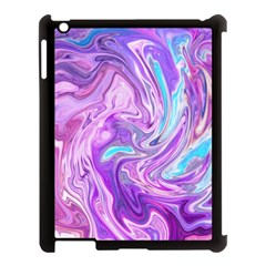 Abstract Art Texture Form Pattern Apple Ipad 3/4 Case (black)