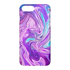 Abstract Art Texture Form Pattern Apple Iphone 7 Plus Hardshell Case