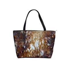 Rusty Texture Pattern Daniel Shoulder Handbags