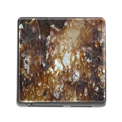 Rusty Texture Pattern Daniel Memory Card Reader (square)