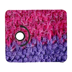 Wool Knitting Stitches Thread Yarn Galaxy S3 (flip/folio)
