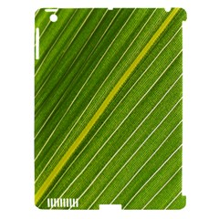 Leaf Plant Nature Pattern Apple Ipad 3/4 Hardshell Case (compatible With Smart Cover)