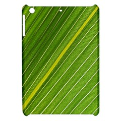 Leaf Plant Nature Pattern Apple Ipad Mini Hardshell Case