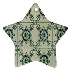 Jugendstil Ornament (star)