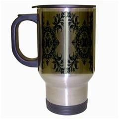 Jugendstil Travel Mug (silver Gray)