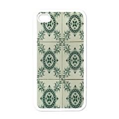 Jugendstil Apple Iphone 4 Case (white)