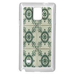 Jugendstil Samsung Galaxy Note 4 Case (white)